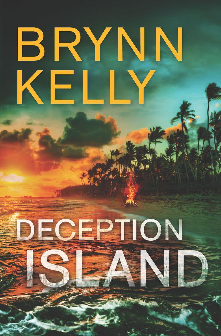 Brynn Kelly - Deception Island / #awordfromJoJo #RomanticSuspense #BrynnKelly