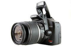 Canon XSi - Flash Up