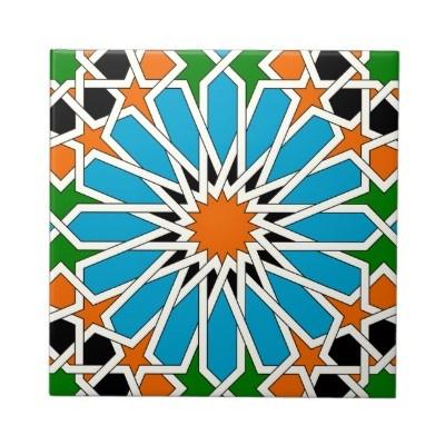 Moorish Tile                                                                                                                                                                                 Mehr