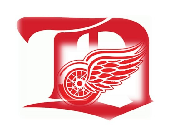 Detroit Hockey I Really Love The Old English D HockeyRed Wings