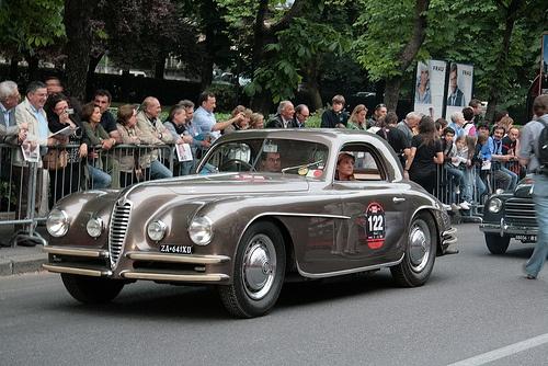 1947 Alfa Romeo 6C 2500 SS