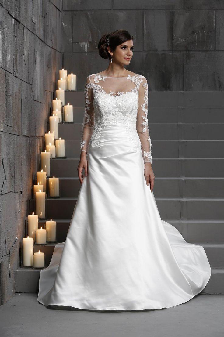 D'Zage #Bridal Style D31474