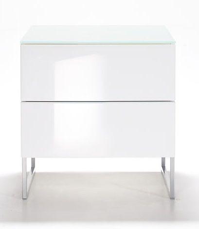 Oliivi hurts - 2 lådor, vit från Nurmela hos ConfidentLiving.se