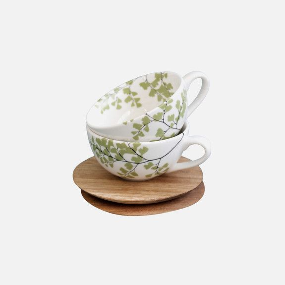 Love Milo - Tea Cup Set Of 2