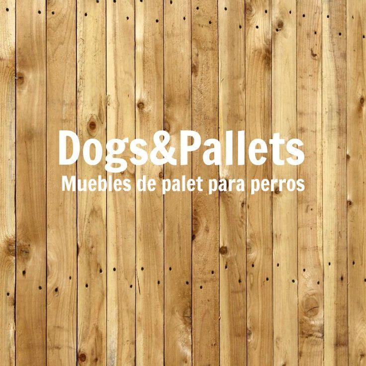 Muebles de palet para perros