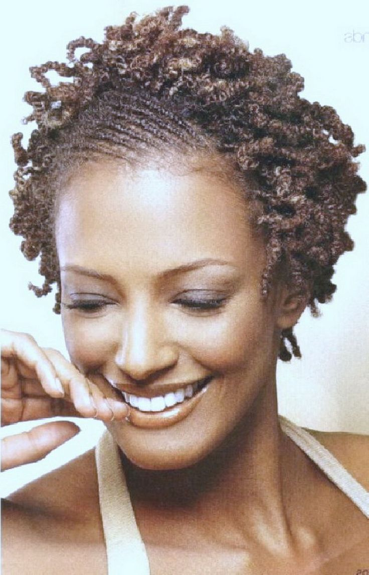 types of braids for black women - Google Search | Short hair styles african american, Cornrow ...