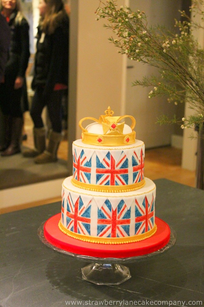 Birthday Cake For Queen Elizabeth ~ Best images about diamond jubilee garden party ideas proud to be british on pinterest