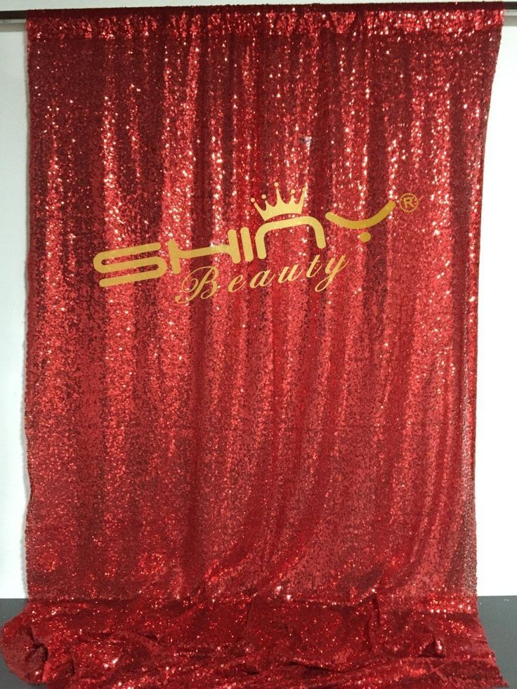 Red Sequin Photo Backdrop,Wedding Photo Booth,Photography Backgroun,Choose Sizes