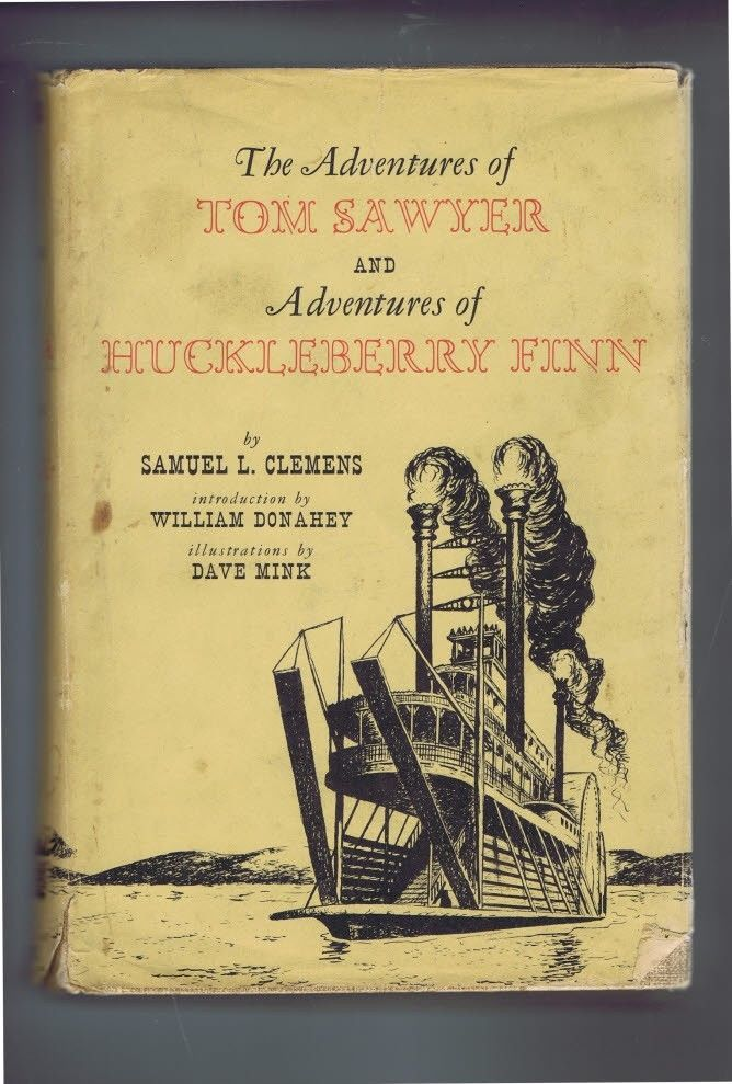 the racism found in the the adventures of huckleberry finn by mark twain This novel is told in first person point of view from the perspective of the teenaged huckleberry finn he begins the book by recapping what happened in the prequel, the adventures of tom sawyer then he tells the reader that he is currently living with the widow douglas because his father, whom he.