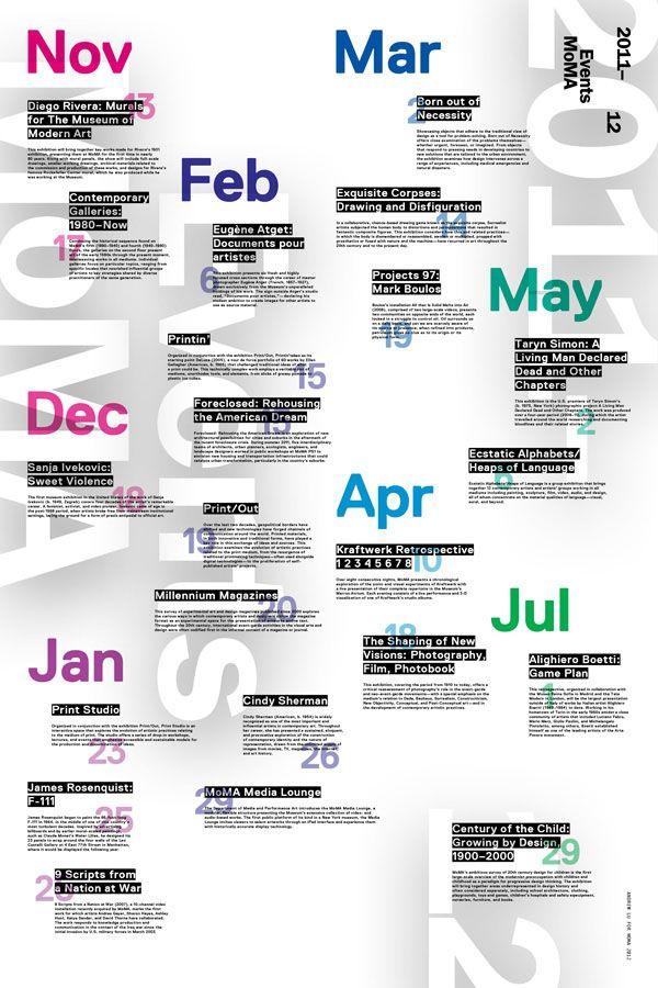 Best  Graphic Design Calendar Ideas On   Calendar