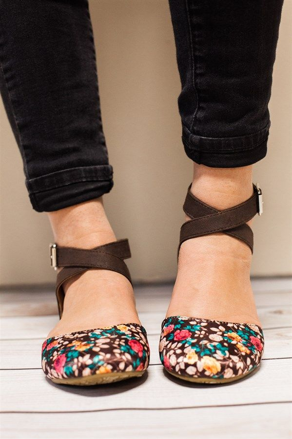 Ankle Strap Flats | 4 Colors!                                                                                                                                                                                 More