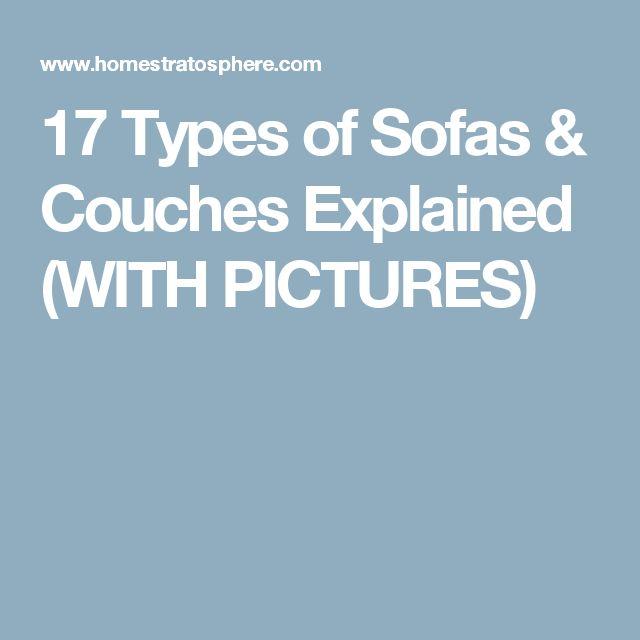 Best 25 Types of sofas ideas on Pinterest