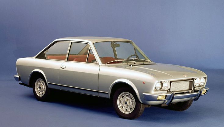 Had one. Loved it. Awful car. FIAT 124 Coupe