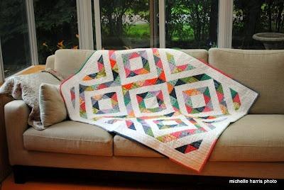 Half-square triangles
