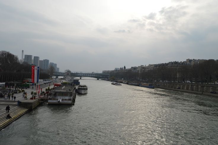 Seine, Paris France #smartlife