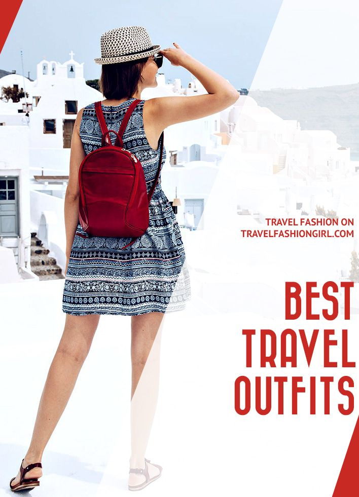 Do you tend to reach for one outfit all the time in your closet? The same can be said for travel outfits. Our readers share their recommendations for the all time best travel outfits so you can feel comfortable and chic wherever you go. Find out what they said! via @travlfashngirl https://www.travelfashiongirl.com/best-travel-outfits/