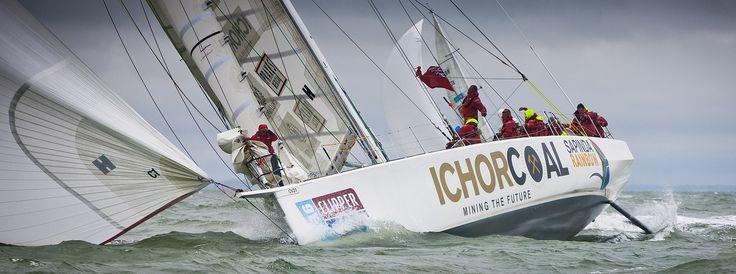The IchorCoal yacht