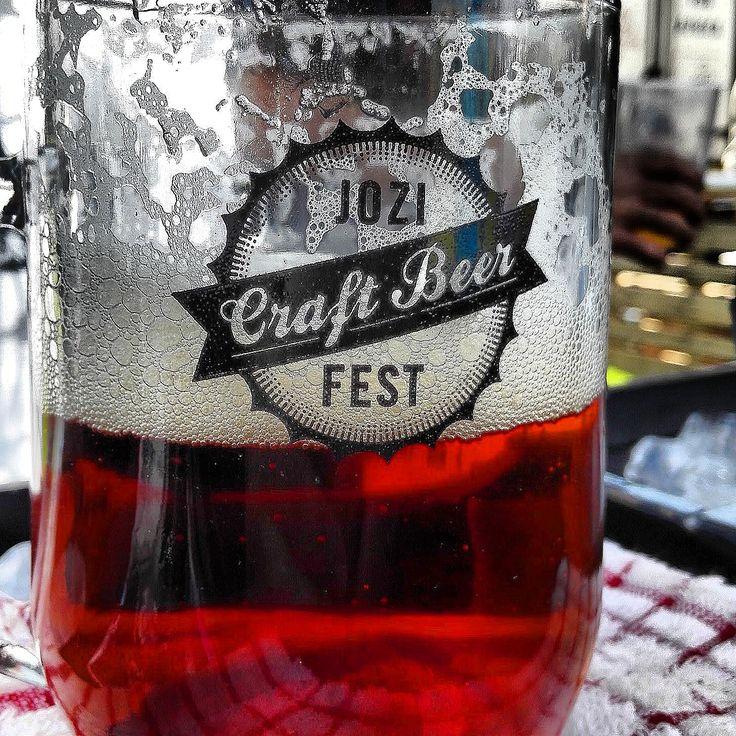 Irish Red courtesy of Aces Brew Worx #AcesBrewWorx #CraftBeer #IrishRed #CraftBeerFest #Festival