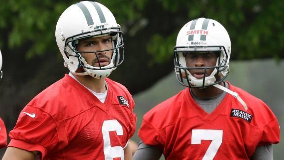 "Geno Smith Not Attending Mark Sanchez's ""Jets West"" Passing Camp | Robert Littal Presents BlackSportsOnline"
