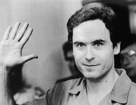 Ted Bundy was a good-looking guy, and seemed very friendly and charismatic. However, behind his handsome face lurked the twisted mind of a serial killer, and between the years of 1974 and 1978 Bundy kidnapped and murdered 30 young women in the U.S. Those were just the women we know of; experts agree that he could have been responsible for up to forty disappearances and murders to which he didn't confess
