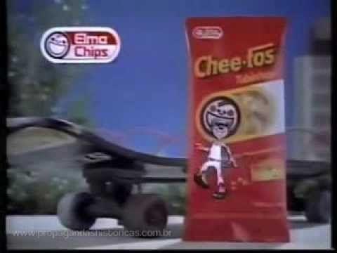 Cheetos (Queijolândia) - 1991 (Parte 03)