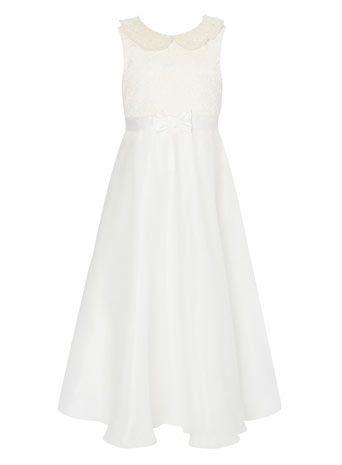 Freya Ivory Lace Dress