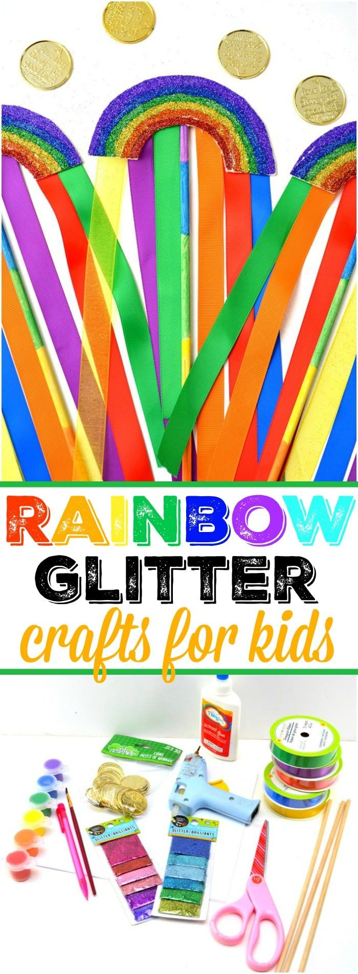 214 Best Rainbow Projects For Kids Images On Pinterest