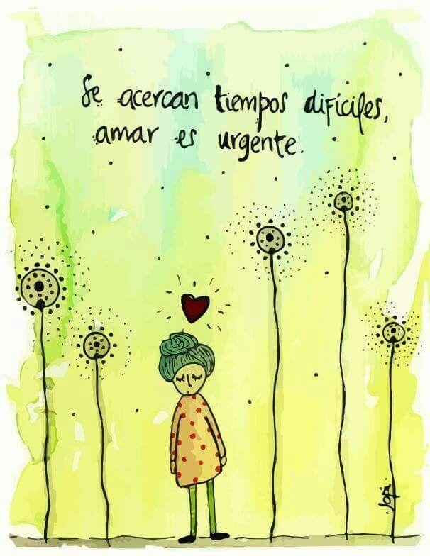 Amar es urgente