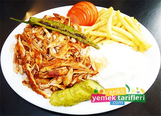 Tavuk İskender Tarifi tavuk iskender tarifi,tavuk yemekleri,yemek tarifleri,chicken dishes,блюда из курицы,Geflügelgerichte http://renkliyemektarifleri.com/tavuk-iskender-tarifi