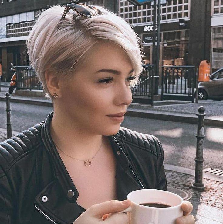 40+ New Pixie Haircut Concepts in 2018 – 2019 –  #pixiehaircut #pixiehair #ShortH…