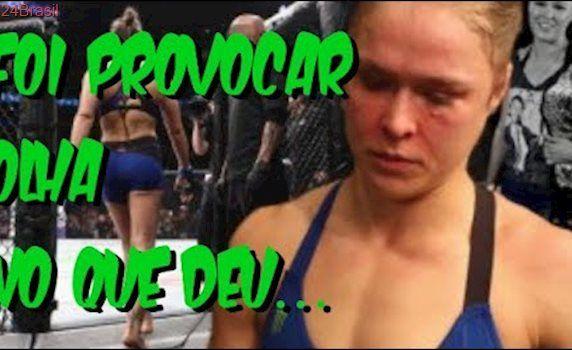 PROVOCAÇÕES QUE DERAM ERRADAS | UFC - MMA Parte 2