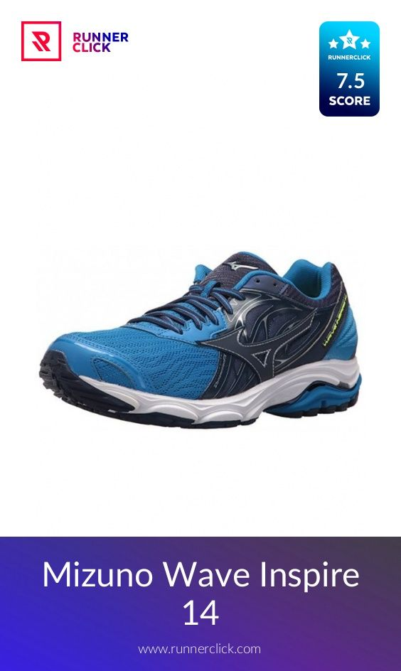 Mizuno Wave Inspire 14 Running Shoes Shoes Sneakers