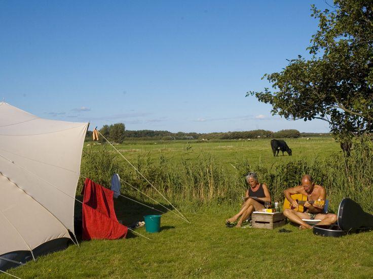 De Oerol 2017 camping de Kooi Terschelling