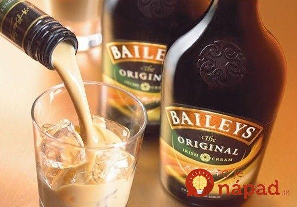 Krémový likér svynikajúcou chuťou. Vyskúšajte aj vy domácu verziu, ktorá má u nás doma väčší úspech ako kupovaný likér zobchodu! Potrebujeme: 2 plechovky kondenzovaného mlieka 0,5 l whisky alebo rumu 0,5 l mlieka 1 bal. mandľového pudingu Postup: Kondenzované mlieko vplechovke necháme cca 2 hodiny variť v hrnci svodou – plechovky by mali byť celkom...