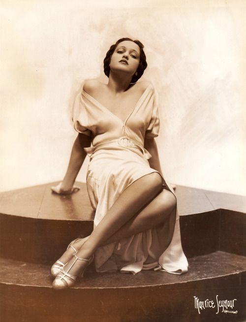 Dorothy Lamour, 1930s