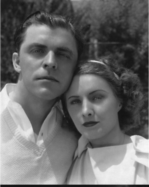 Lyle Talbot, Barbara Stanwyck
