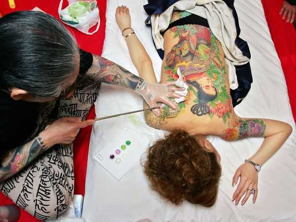 Tatuaje japonés, origen, significado e historia (8). Tatuarte.org
