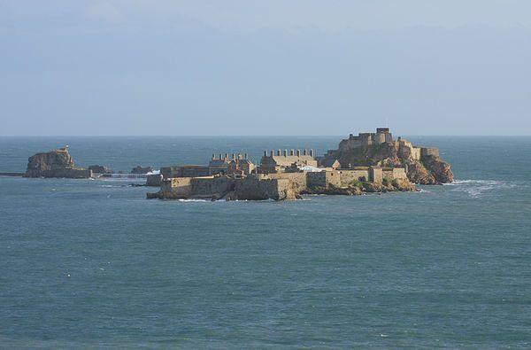 Elizabeth Castle Jersey .