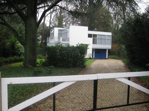 The Hildebrand house in Blaricum.