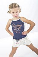 Marjolein-Blue-nights meisjes kleding Mooie zomerse top uit de Quapi Kidswear zomer collectie 2014 www.lotenlynn.nl