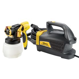 Wagner PaintReady Station 3-PSI Handheld High-Volume Low-Pressure Paint Sprayer