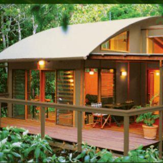 Crystal Creek Rainforest Retreat Murwillumbah NSW Australia Eco travel