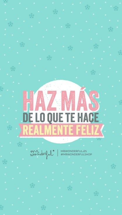 1000 ideas sobre frases de feliz viernes en pinterest Fondos movil mr wonderful