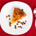 Resep Pie Labu Susu Di Tabur Kismis  : Cara Membuat Aneka Kue Panggang Yang Gampang dan Mudah