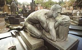 Resultado de imagem para arte de cemitérios