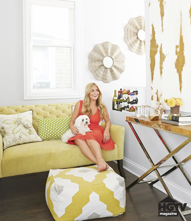 How this HGTV star created the kitchen of her dreams