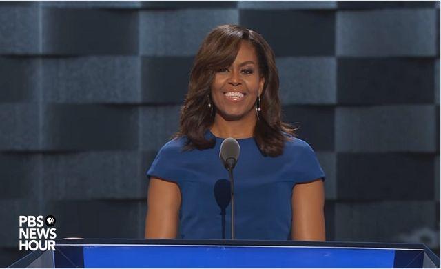 Donald Trump Makes STUNNING Response To Michelle Obama's Brilliant DNC Speech (VIDEO)