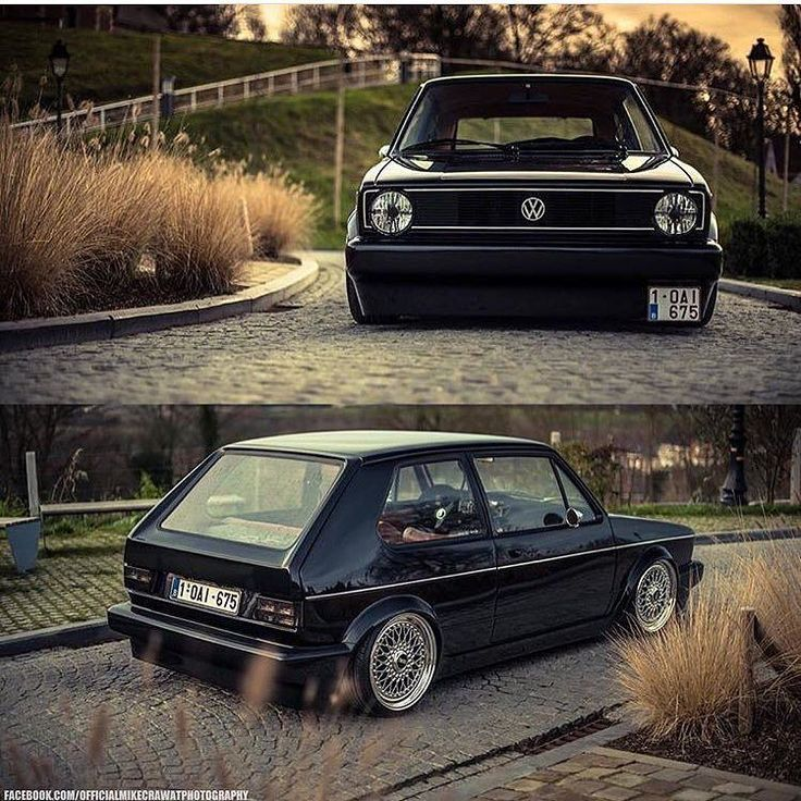 Perfection is only achieved by hard work. Maybe a tool too.. @mikecrawatphotography #stanceddubs #vw #mk1 #oldschool #perfect #stance #bbs Via: @stanceddubs
