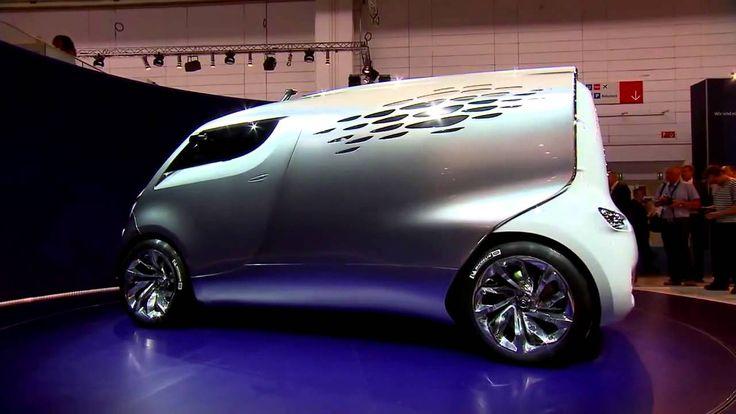 Какие машины будут в 2020 году концепты?