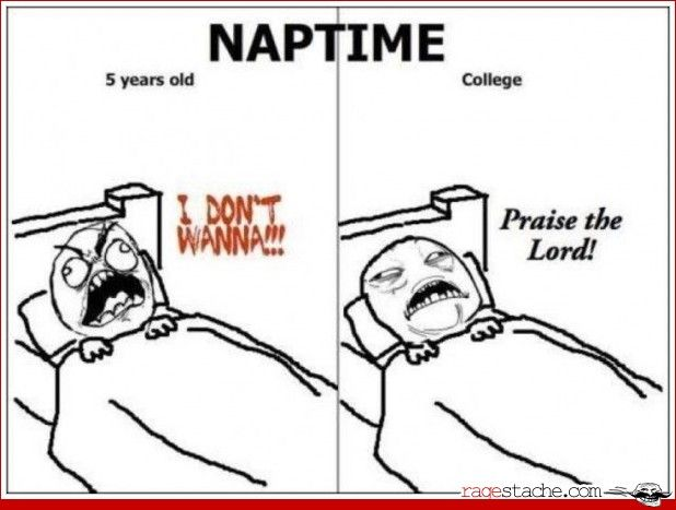 Yesss, Naptime